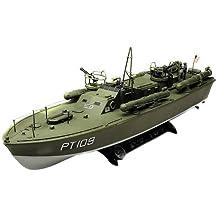 Revell PT-109 P T Boat Plastic Model Kit