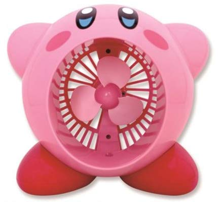 SK Japan Kirby's Dream Land: Kirby USB Electric Fan