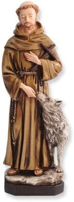 Vatican Observatory Foundation from Gregg Gift for Enesco St. Francis Figurine, 12-Inch
