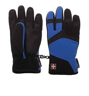 Swiss Tech 3m Boys Ski Glove Waterproof Full Reinforced Palm Size L/XL