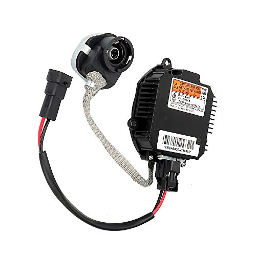 Xenon HID Ballast Control Unit ECU Module with Ignitor for Selected Nissan Infiniti Models