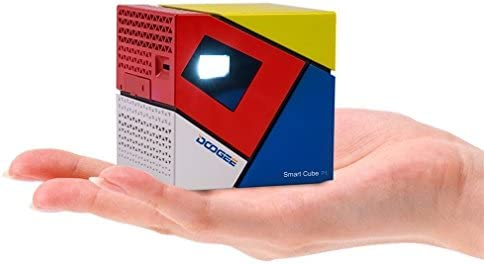 Mini Proyector LED Inteligente Portátil Colorido con ...