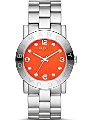 Jacob Time MBM3302 Marc By Marc Jacobs Amy Stainless Steel Ladies Watch