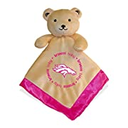 Baby Fanatic Security Bear Blanket Pink, Denver Broncos