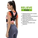 Back Posture Corrector Clavicle Support Brace for