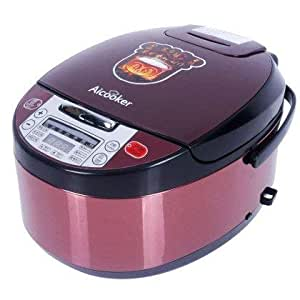 Amazon.com: Aicooker Clay Pot Rice Cooker - digital Slow