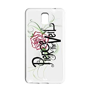 Danny Store PTV Protective Gel Rubber Back Fits Cover Case for SamSung Galaxy Note 3