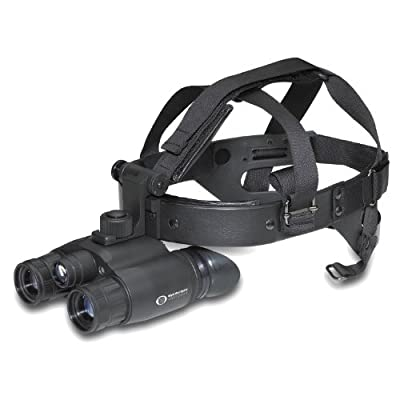 Night Owl Tactical Series G1 Night Vision Binocular Goggles (1x) from Night Owl Optics :: Night Vision :: Night Vision Online :: Infrared Night Vision :: Night Vision Goggles :: Night Vision Scope