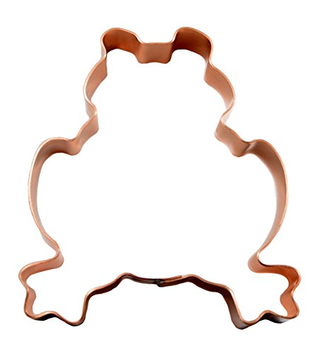 Cute 4 Inch Frog Cookie Cutter