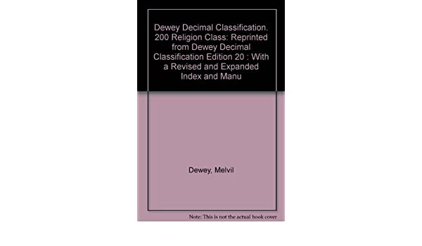 john dewey decimal system