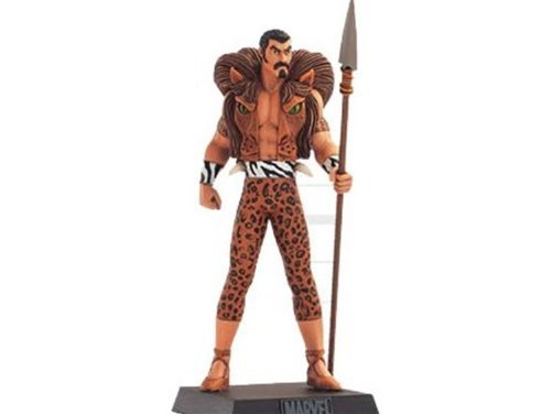 The Classic Marvel Figurine Collection #23 Kraven for sale  Delivered anywhere in USA