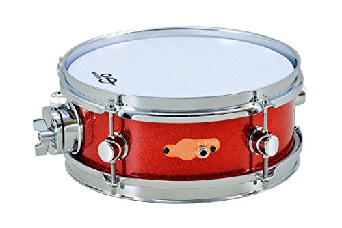 Goedrum GED10 10'' Electronic Snare Drum or Tom Color Red by Goedrum