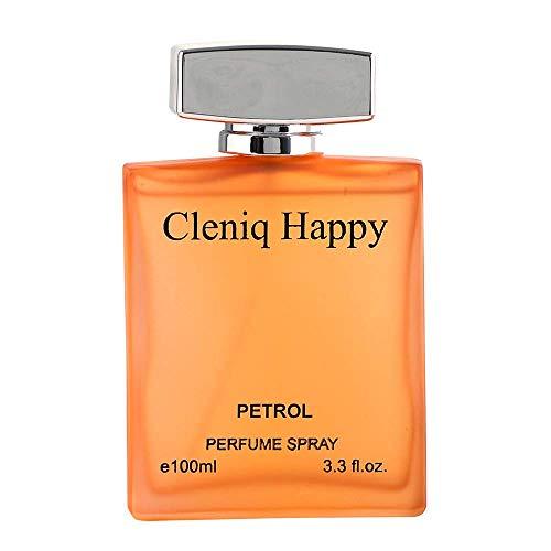 PETROL PERFUME Cleniq Happy Eau De Parfum – 100 Ml (Men & Women – FLORAL)