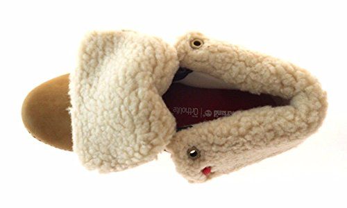 Timberland Conant de las mujeres impermeable botas Ortholite