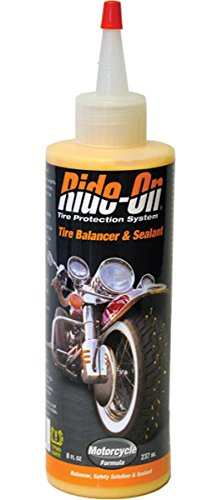 Ride-On Motorcycle Tire Balancer and Sealant 41208