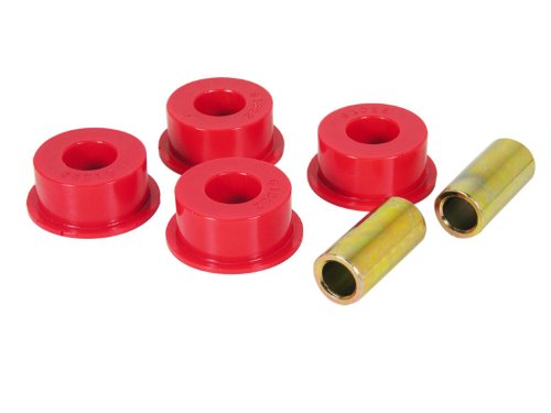 - Prothane 1-1202 Red Track Arm Bushing Kit for YJ