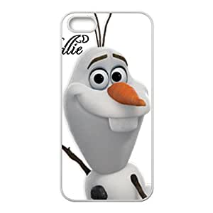 diy zhengFrozen happy snow baby Cell Phone Case for iphone 5c/