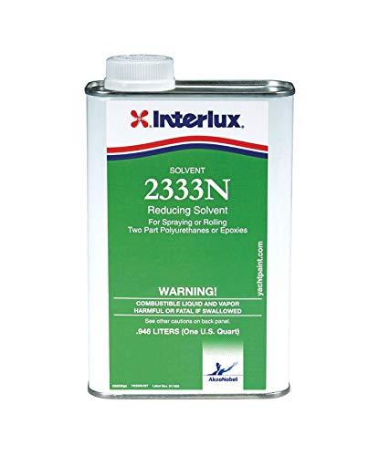 (Interlux Y2333N Reducing Solvent Brush Quart)