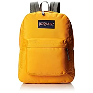 JanSport T501 Superbreak Backpack - Beez Yellow