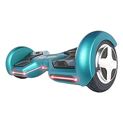 """Hoverboard 8"""" Two-Wheel Self Balancing Electric Scooter UL 2272 Certified, Bluetooth Speaker and EL Light from SHENZHEN OTTO INTELLIGENCE TECHNOLOGYCO. LTD."""