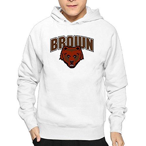 Lightweight 80's Juniors Man Brown Bears Logo Medium - Gardens Mall Pembroke