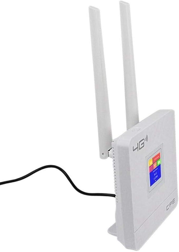 HDHL Router 3G 4G Hotspot portátil WiFi Router Puerto WAN/LAN ...