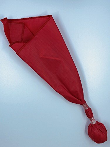 Flags 'N Bags Professional NFL Football Challenge Flag Red 16
