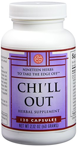 OHCO Chill Out Capsules Sleeplessness product image