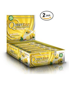 quest lemon bars - 8