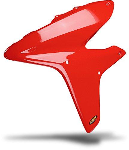 Maier USA Radiator Scoops for Honda TRX450R/450ER - Fighting Red - 11753-12