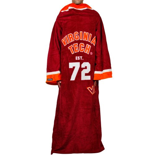 (Fabrique Innovations NCAA Uniform Snuggie, Virginia Tech Hokies)