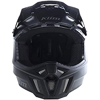 Klim F3 Helmet ECE/DOT XL Black Stealth