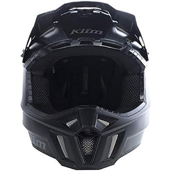Klim F3 Helmet ECE/DOT XL Black Stealth