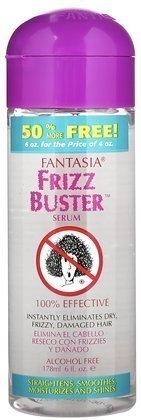 Fantasia IC Frizz Buster Serum-6 oz. (Quantity of 4)