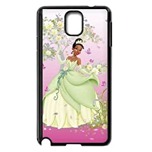 Samsung Galaxy Note 3 Black phone case Disney Princess Tiana DPC9367483