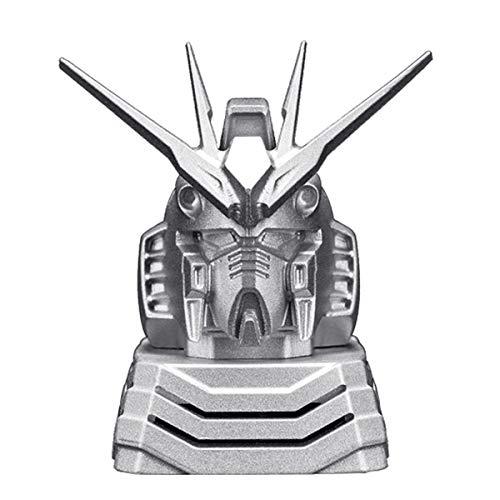 Gundam Model Aluminum keycap Metal Light Transmission Mechanical Keyboard keycap