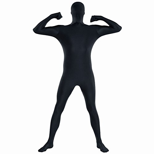 Amscan 843653.1 Adult Party Suit Costume, up to 5' 4