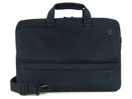 "Tucano Dritta 17"" Notebook briefcase Blu"