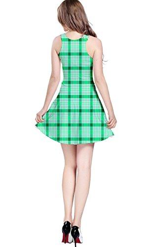 CowCow - Vestido - para mujer verde jade