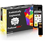 Professor Color Compatible Toner Cartridge Replacement for Xerox WorkCentre 6027 6025 Phaser 6022 6020 106R02758 - Yellow