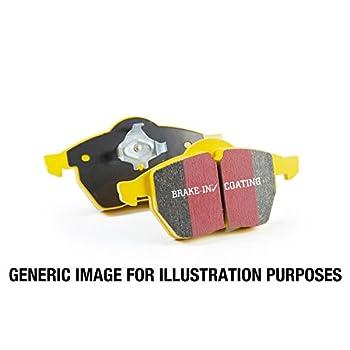 Image of Brake Pads EBC Brakes DP41855R Yellowstuff Street and Track Brake Pad