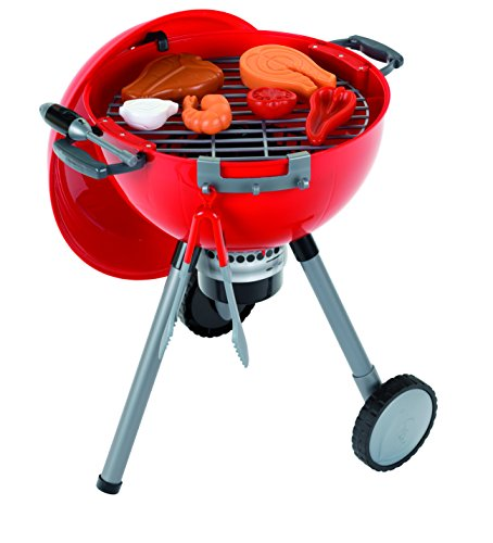 (Theo Klein Red Weber Grill Role Play Toy)