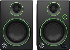 "Mackie CR Series CR3 Monitores multimedia de Creative Reference de 3"" (Pareja)"