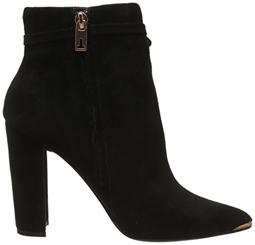 black Qatena Ted Ankle Boots Women's Baker Black 000000 zY44xq7w5
