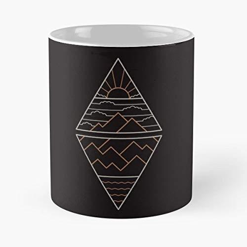 Earth Air Fire - Ceramic Mugs - Bronze New Alchemy