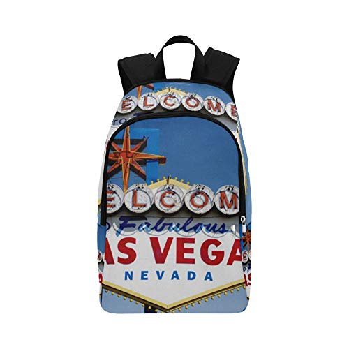 Las Vegas Sign Backpack