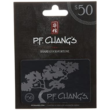 P.F. Changs Gift Card $50