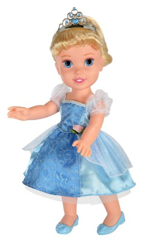 Doll Toddler Cinderella (Disney Princess Toddler Doll - Cinderella)