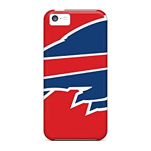 New Snap-on Vincentscases Skin Case Cover Compatible With Iphone 5c- Buffalo Bills
