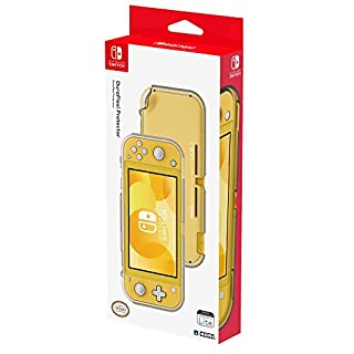 Nintendo Switch Lite DuraFlexi Protector (Clear) By HORI - Officially Licensed by Nintendo